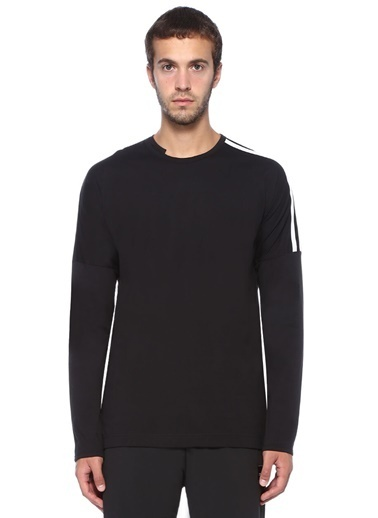 Y-3 Tişört Siyah